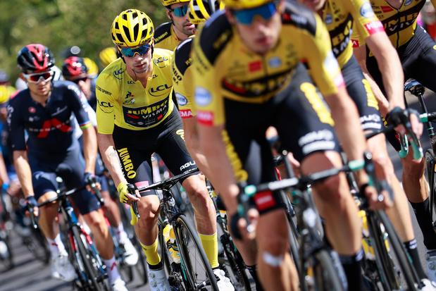 Tour de France: Aucun coureur n'a été testé positif au Covid-19, tous autorisés à continuer