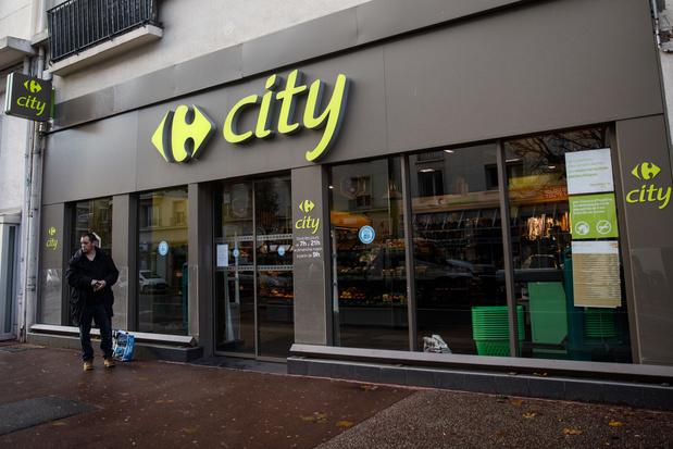 Carrefour lance City, un nouveau concept de magasin de proximité urbain
