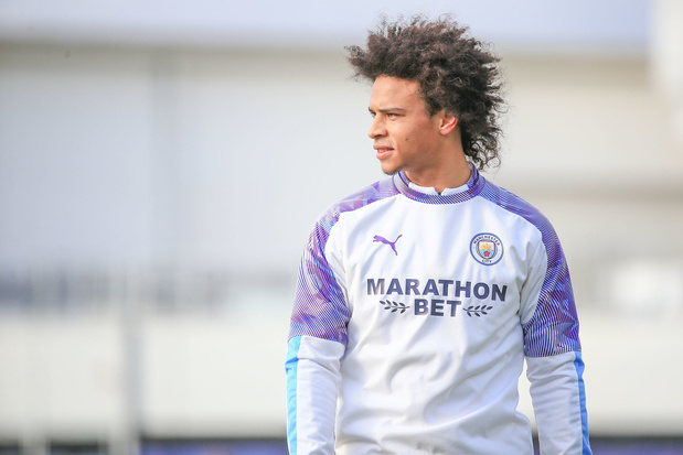 Leroy Sané weigert nieuw contract bij City, weg naar Bayern ligt volledig open