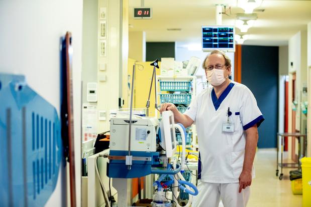 Covid: près de 3.000 patients sont actuellement hospitalisés en Belgique