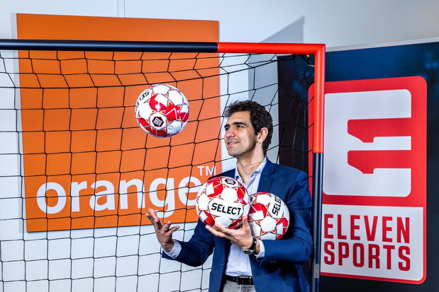La Pro League sera diffusée sur Orange