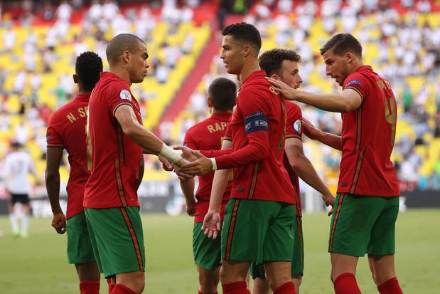 EK-weetjes: een historische Duitse pandoering en Ronaldo's nieuwe recordjacht