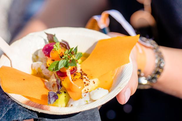 Culinair festival Foodfest inspireert elke kok met zes geboden: 'Mensen moeten beseffen dat we bevoorrecht zijn'