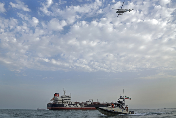 Londres va faire connaître sa réponse suite à l'arraisonnement par l'Iran d'un pétrolier britannique