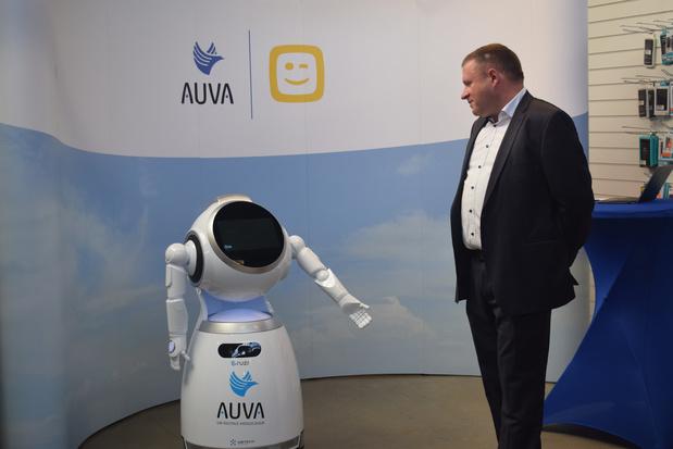 Robots gaan klanten op weg helpen in Belgische computerwinkels