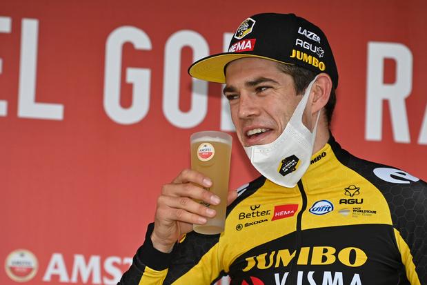 'Less is more': hoe Wout van Aert de Amstel Gold Race won