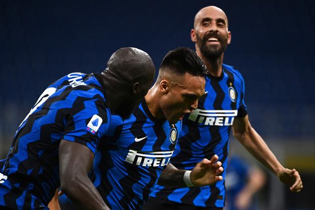 L'Inter de Romelu Lukaku reprend sa deuxième place grâce à un succès contre Naples