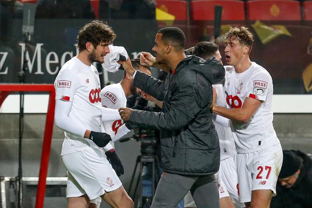 Le Standard arrache la victoire à Malines