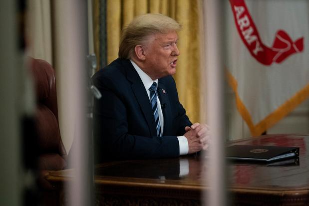 Trump wil binnen twee weken geld overmaken aan Amerikanen