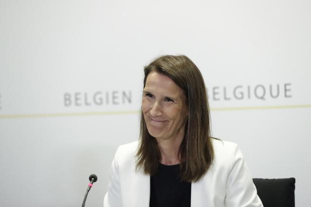 Sophie Wilmès et les trois présidents des partis du gouvernement prennent l'initiative