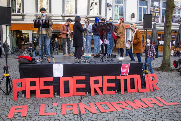 À la veille du Codeco, la culture prépare la rébellion