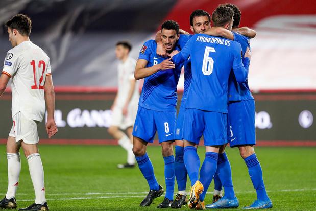 Griekenland: een onvoorspelbaar team