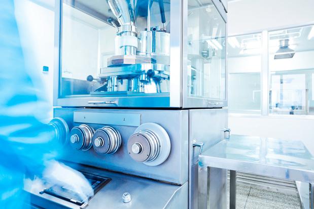 Farmaceutische industrie in statistieken