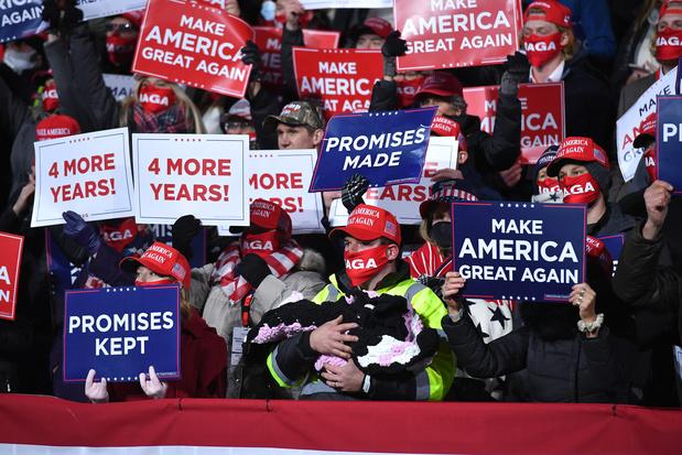 La Pennsylvanie, l'Etat qui pourrait faire gagner Trump? (reportage)