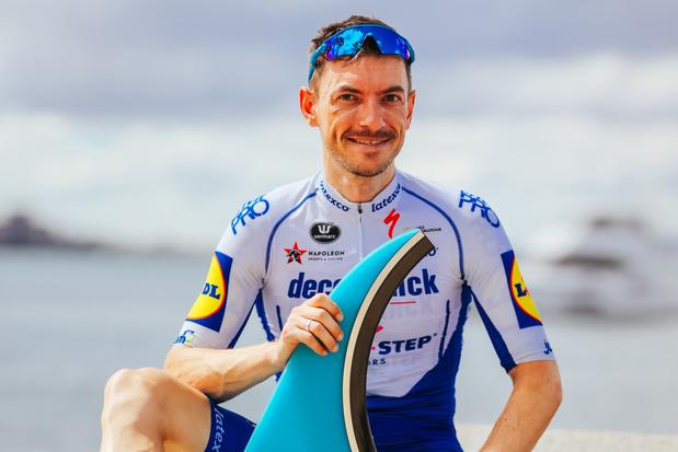 """Devenyns passe la saison cycliste en revue : """"Remco va revenir plus fort !"""""""
