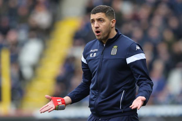 """Karim Belhocine: """"J'ai presque dû calmer mes joueurs tellement ils avaient envie"""""""