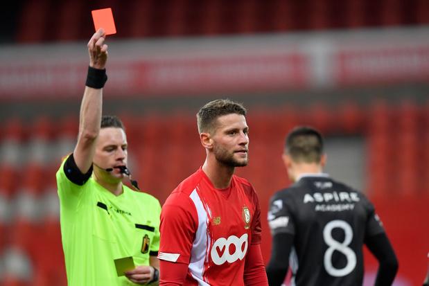 Le Standard de Liège et Eden Shamir acceptent la proposition du Parquet