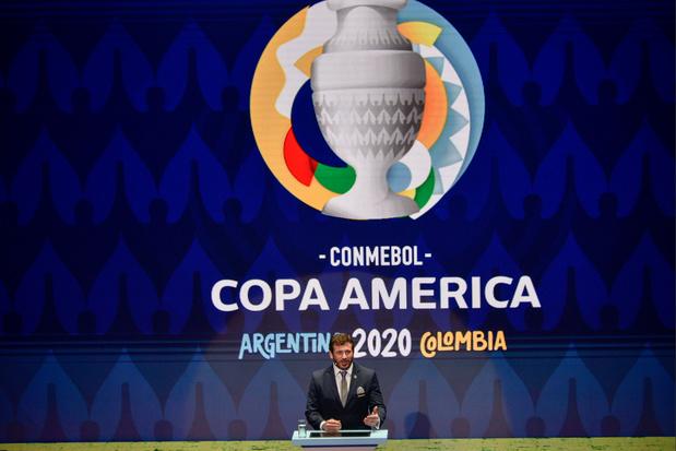 Copa America zal doorgaan, maar het wordt er eentje 'voor de tv'