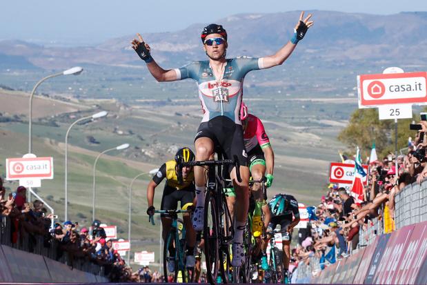 Ce jour-là: Wellens en puncheur costaud au Giro