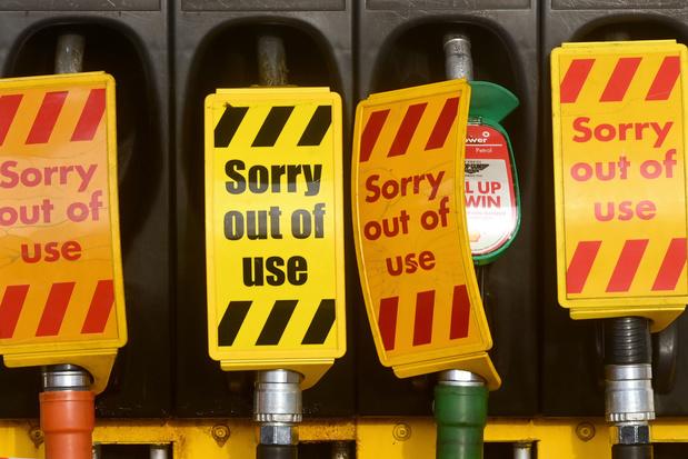 Waarom de brexit wel degelijk een rol speelt in de Britse brandstoffencrisis