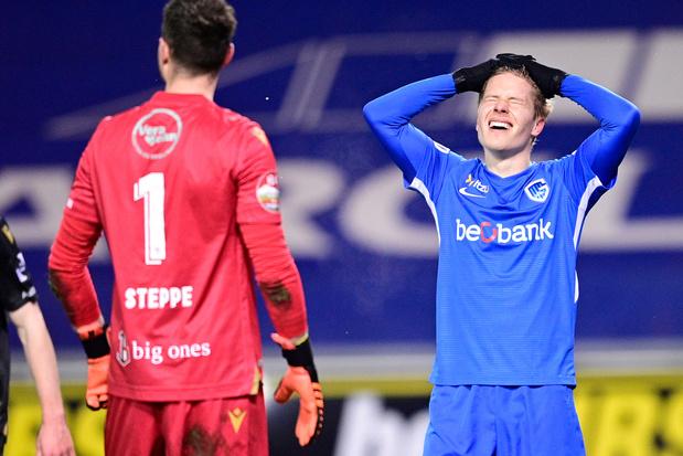 KRC Genk ziet drie spelers uitvallen met coronabesmetting