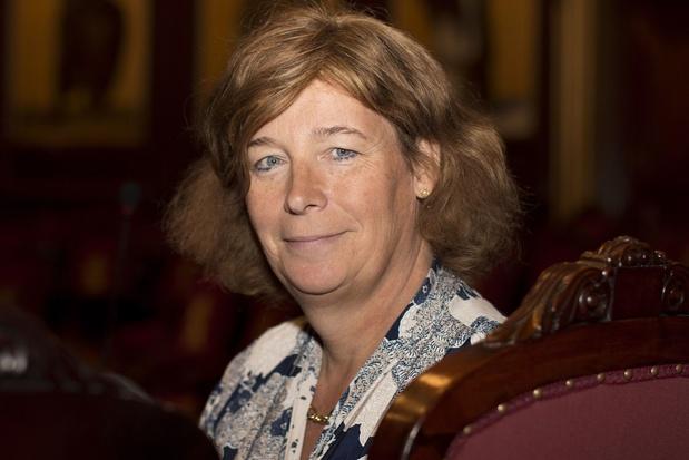 Petra De Sutter, een arts op ambtenarenzaken