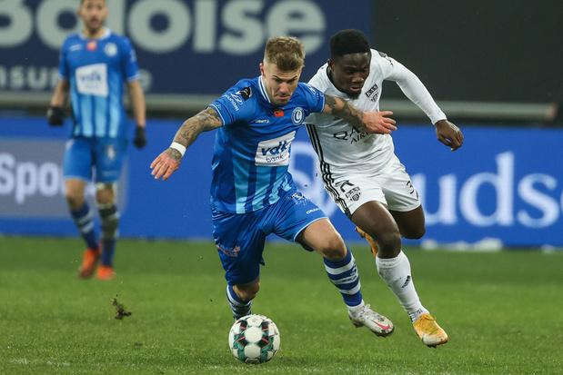 Niklas Dorsch (KAA Gent) en 33-jarige Kruse opgenomen in Duitse voetbalselectie voor Tokio