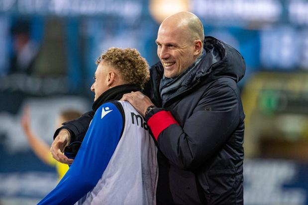 Speler en coach van de maand januari: opnieuw Noa Lang en Philippe Clement