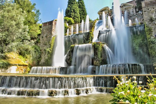 En Italie, Tivoli désert s'inquiète
