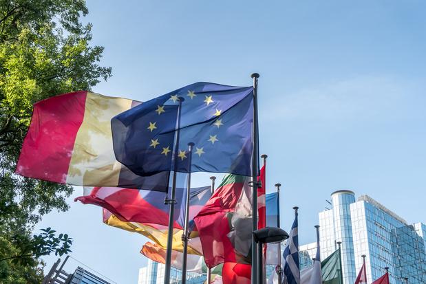 La Belgique pourrait puiser 5,48 milliards dans le fonds de relance de l'UE