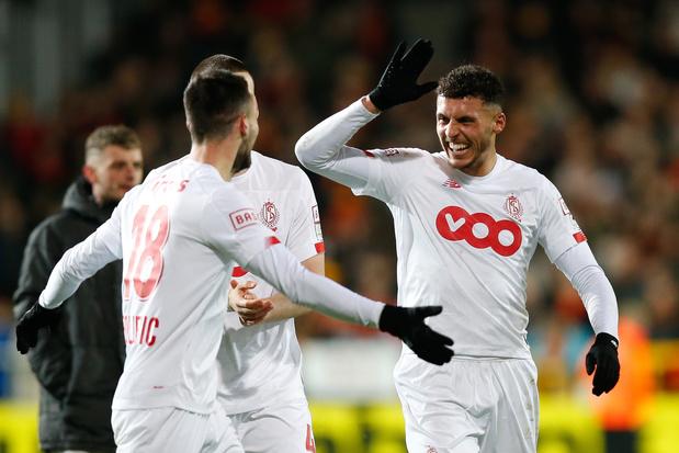 Le Standard doit confirmer contre Ostende, Charleroi-Malines capital pour le top 6