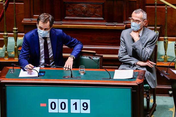 La Belgique n'ira pas en justice contre Pfizer