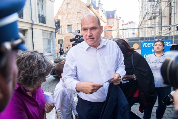 Le bourgmestre Philippe Close n'autorise pas la marche de l'extrême droite sur Bruxelles