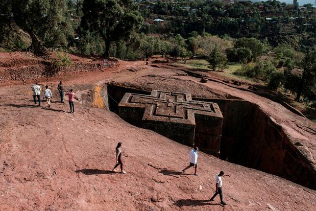Rebellen uit Tigray bezetten legendarische stad Lalibela