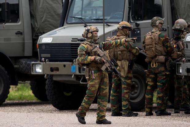 Otan: la Belgique consacrera 5,337 milliards d'euros pour son armée