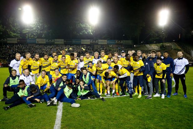 L'Union remplacera Malines en 16es de finale de la Coupe de Belgique