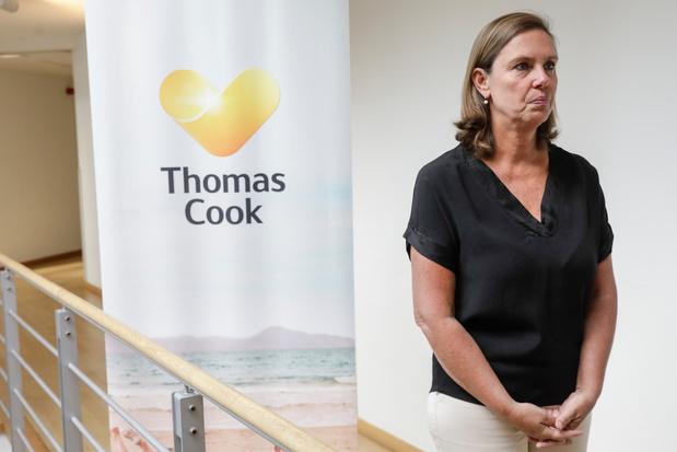 Le personnel de Thomas Cook Belgique partagé entre inquiétude et espoir