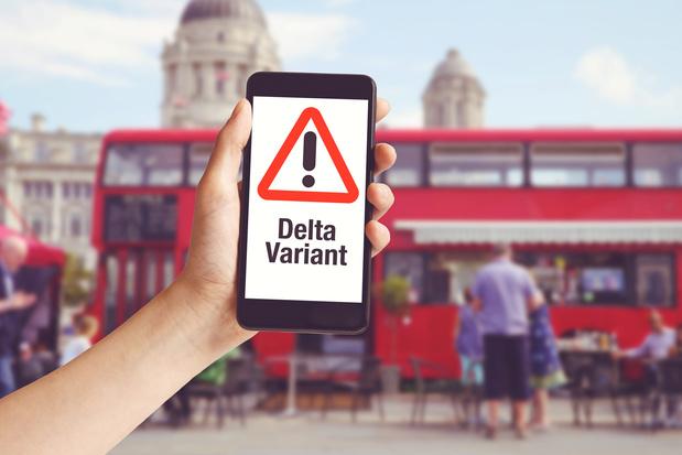 Britse studie bevestigt: deltavariant verdubbelt de kans op ziekenhuisopname