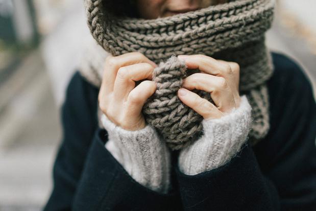 Quelles sont les mesures à prendre si la température est trop basse sur votre lieu de travail?