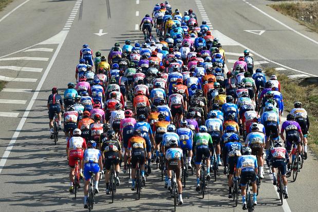Vuelta: geen positieve tests tijdens eerste rustdag
