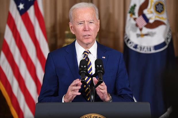 Biden fait de la défense des minorités sexuelles un axe fort de sa diplomatie
