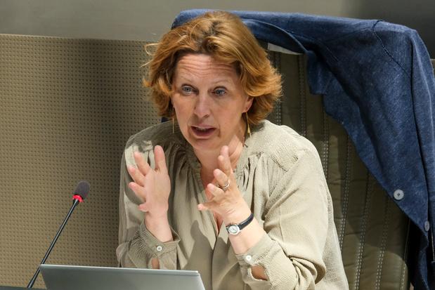 Mieke Schauvliege (Groen): 'Met een ernstig milieubeleid krijg je bedrijven als 3M wél in het gareel'