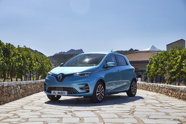 Renault Zoe doet het uitstekend