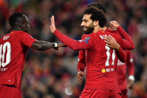 Derrière Liverpool, la foire d'empoigne