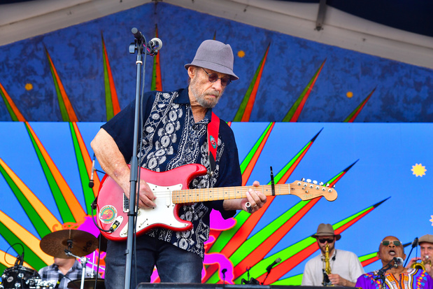 Paul Barrere (71), gitarist van Little Feat, overleden