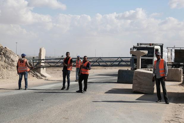 Israël versoepelt aantal beperkingen in Gazastrook