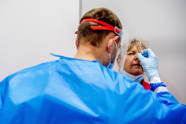 Covidnieuws: asymptomatische patiënten opnieuw getest