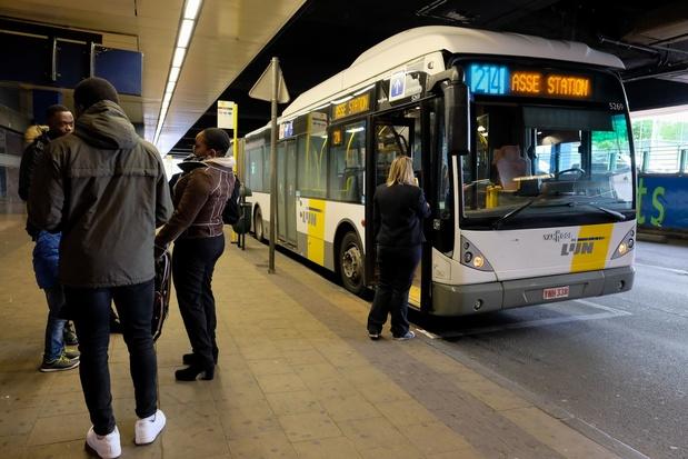 Les bus De Lijn repasseront par la gare du Nord dès lundi