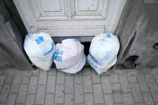 Les poubelles à Bruxelles bientôt moins souvent collectées?