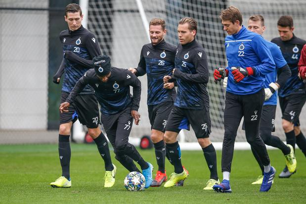 Bruges rêve d'un nouveau miracle face au PSG ce soir